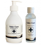 SAMPAK  TAKE CARE Desinfektionsgel 85%   100ml  + 300ml